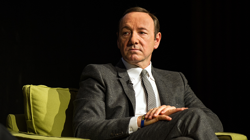 Kevin Spacey compares himself to people losing their jobs during coronavirus
