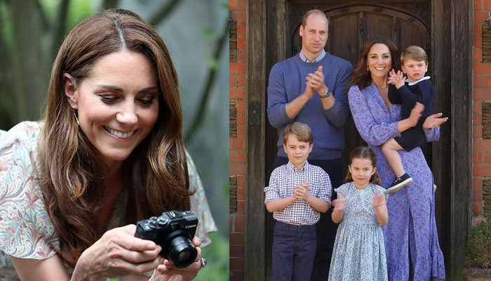 Duchess Kate launches photo project to capture lockdown Britain