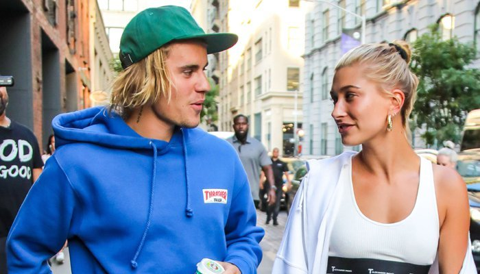 'So blessed': Justin Bieber gushes over wife Hailey whilst she sleeps