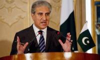 Qureshi warns India of befitting response to any possible misadventure