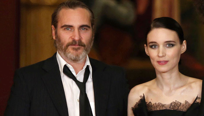 Are Joaquin Phoenix & Rooney Mara Expecting A Baby?""