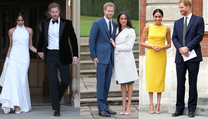 Prince Harry and Meghan Markle 'keeping it simple' in LA for second anniversary