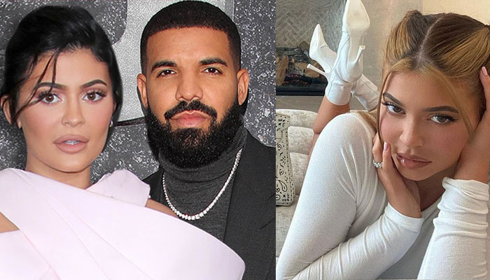 Kylie Jenner responds to Drake with sizzling post on controversial song