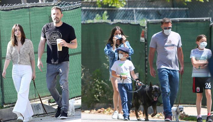 Ben Affleck Introduced Girlfriend Ana de Armas to His Kids