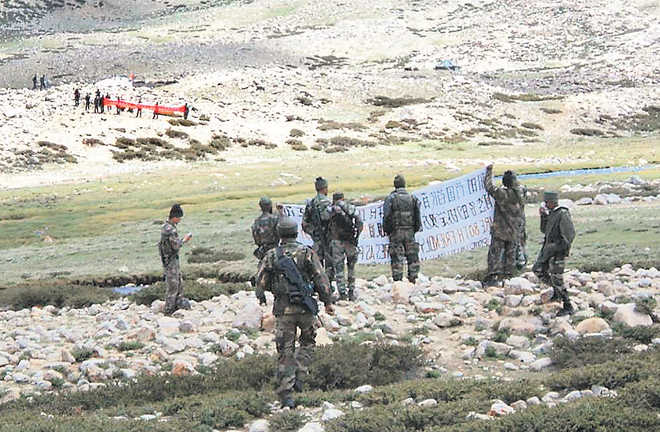 China Increases Troops in Ladakh, India Maintains Aggressive Posturing