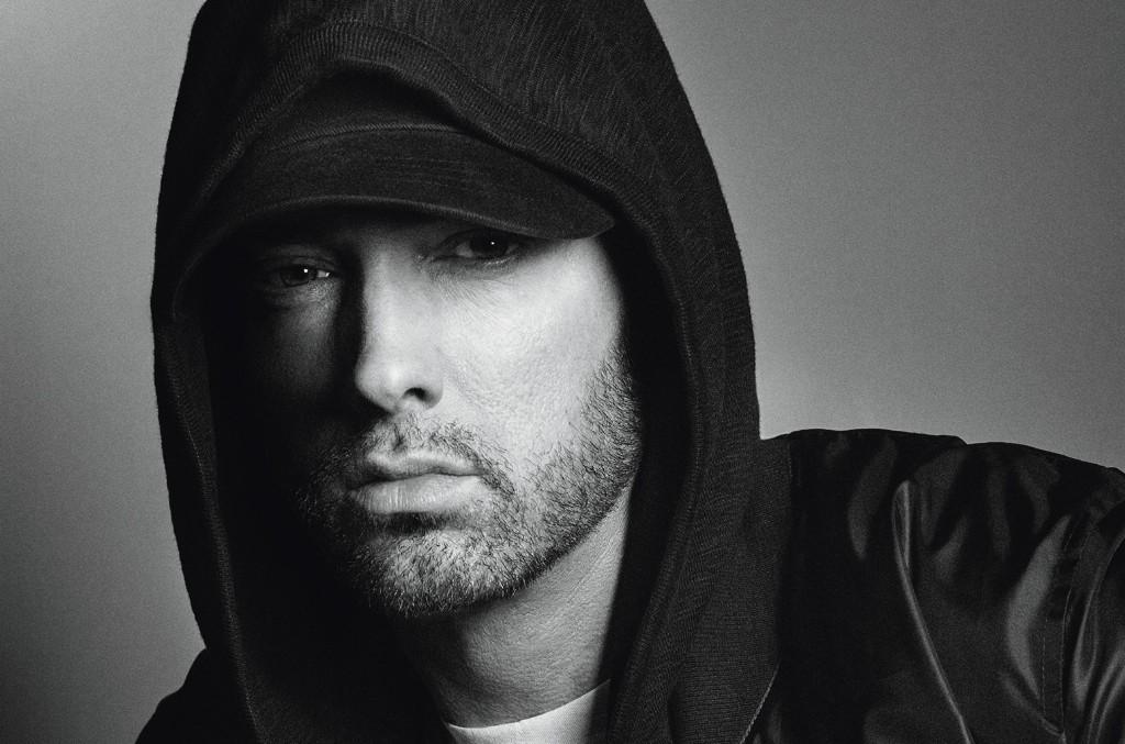 Eminem announces virtual party for his album