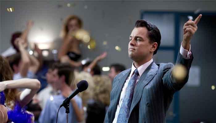 Lands Scorsese film starring Robert De Niro and Leonardo DiCaprio