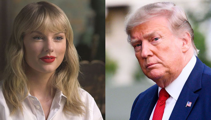 Taylor Swift Slams Donald Trump For Violent Tweet About Protestors