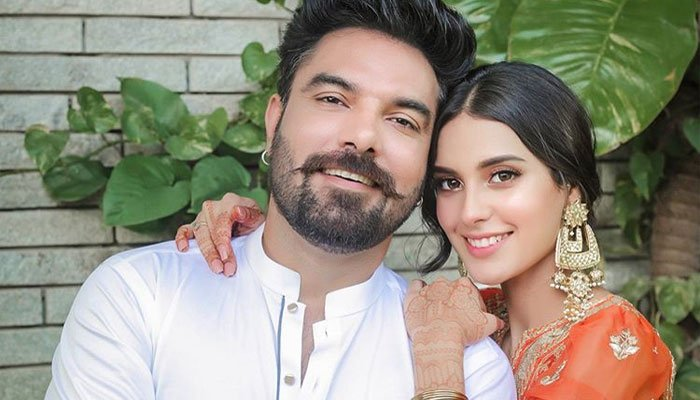 Iqra Aziz says because of husband Yasir Hussain she believes in love