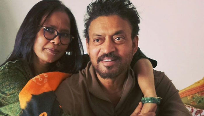 Irrfan Khan's wife pens an emotional note