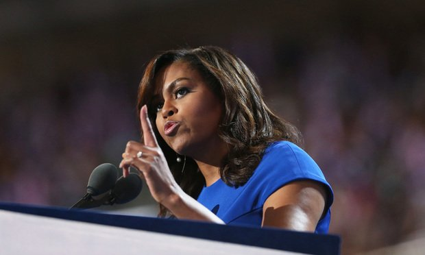 Michelle Obama speaks out George Floyd's death