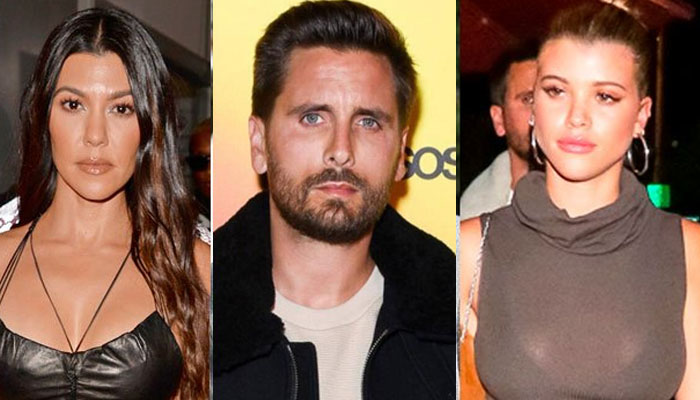 Scott Disick 'always flirts' with 'best friend' Kourtney Kardashian