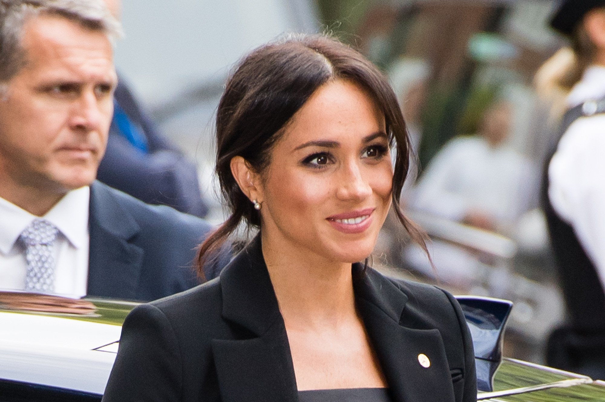 Meghan Markle Reflects on Experience With Racism in Resurfaced Video