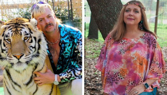 Joe Exotic's band release song about Carole Baskin called 'Killer Carole'