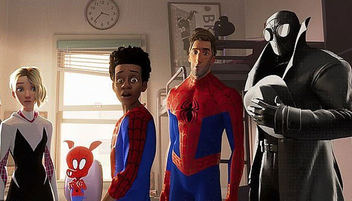 Spider-Man: Into the Spider-Verse 2 enters production