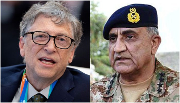 Bill Gates commends Pakistan Army's endeavors in nation's enemy of polio crusade