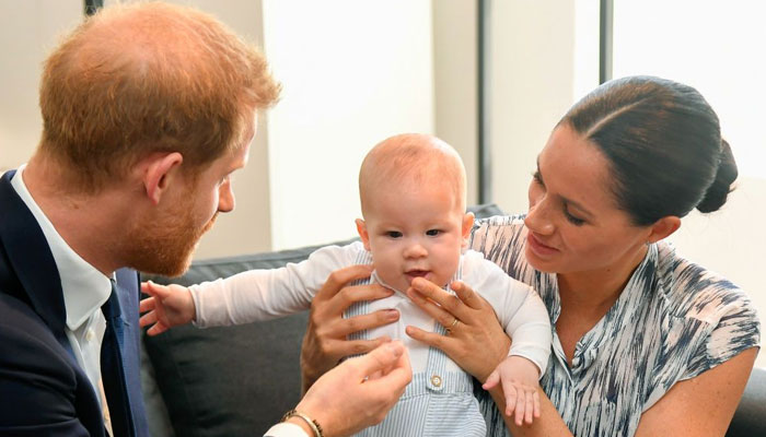 Prince Harry feels pressure to give son Archie the future he deserves