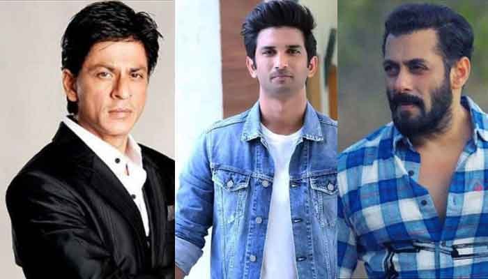 Salman Khan and Shah Rukh Khan say they will miss Sushant Singh