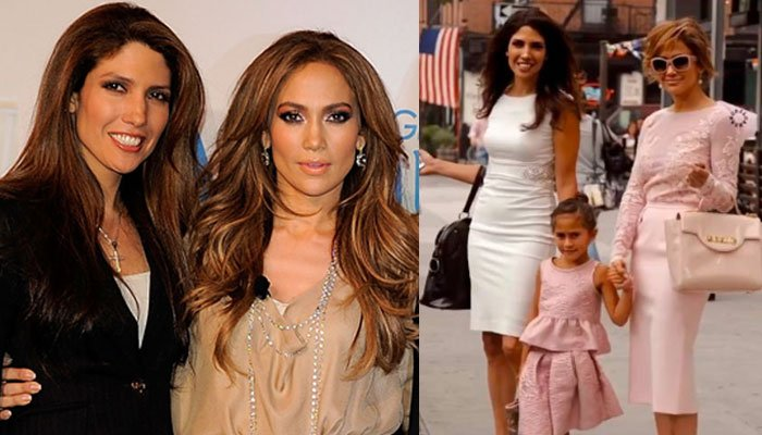 Jennifer Lopez Makes Her Sister Lynda S Birthday Special Shares Throwback Pics