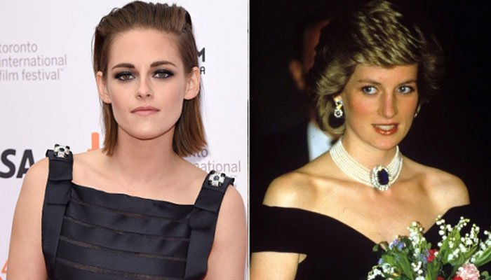 Why Kristen Stewart Was Cast to Play Princess Diana