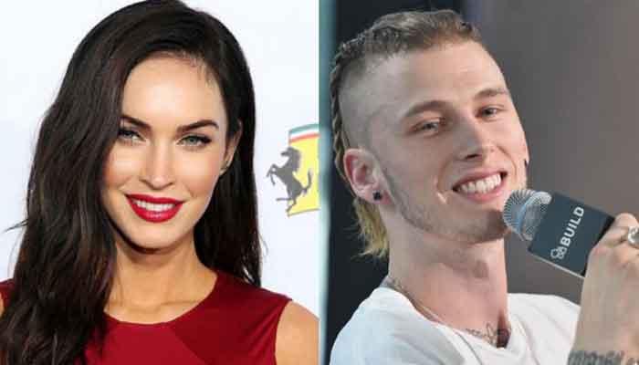 Megan Fox and Machine Gun Kelly flaunt new romance