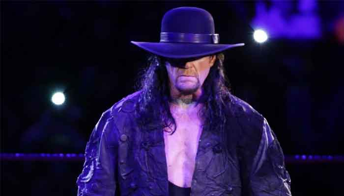 WWE legend The Undertaker rides into retirement's sunset