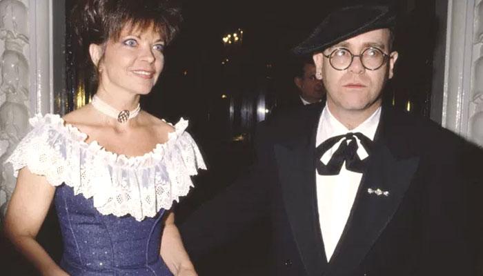 Sir Elton John's ex-wife Renate Blauel launches legal action against him