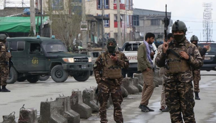 Two staff members of Afghanistan's human rights body murdered in Kabul bomb assault