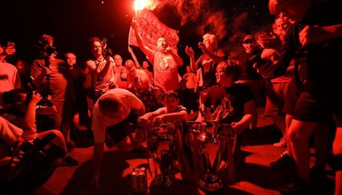 Liverpool censures its fans for 'unsatisfactory' festivals in the midst of COVID-19 emergency