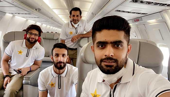 Decreased Pakistan crew leaves for England visit