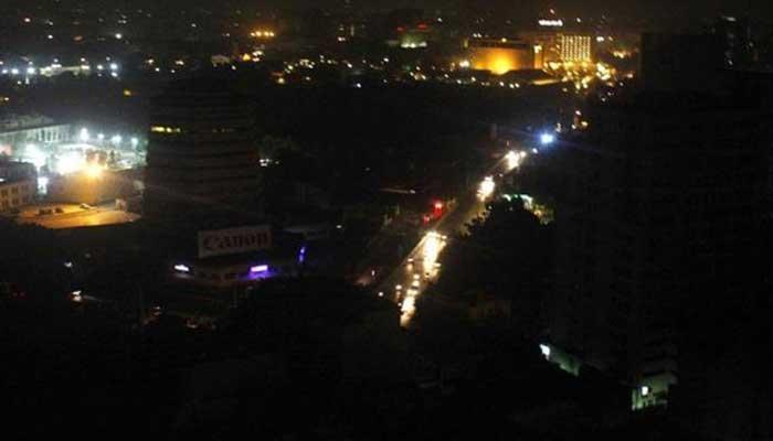 KE's guarantee of consummation loadshedding in 48 hours in Karachi crash and burn