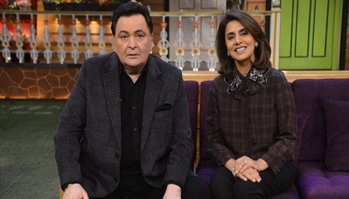 Neetu Kapoor pens heartfelt note for late husband Rishi Kapoor
