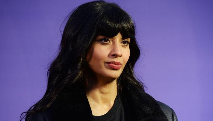 Jameela Jamil castigates naysayers scrutinizing her woman's rights