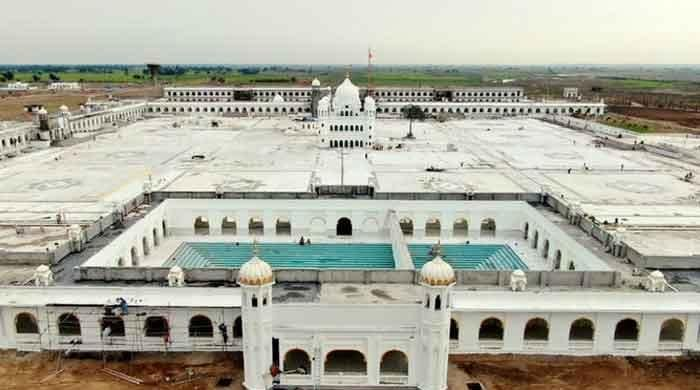 Pakistan opens Kartarpur Corridor following three-and-a-half month conclusion