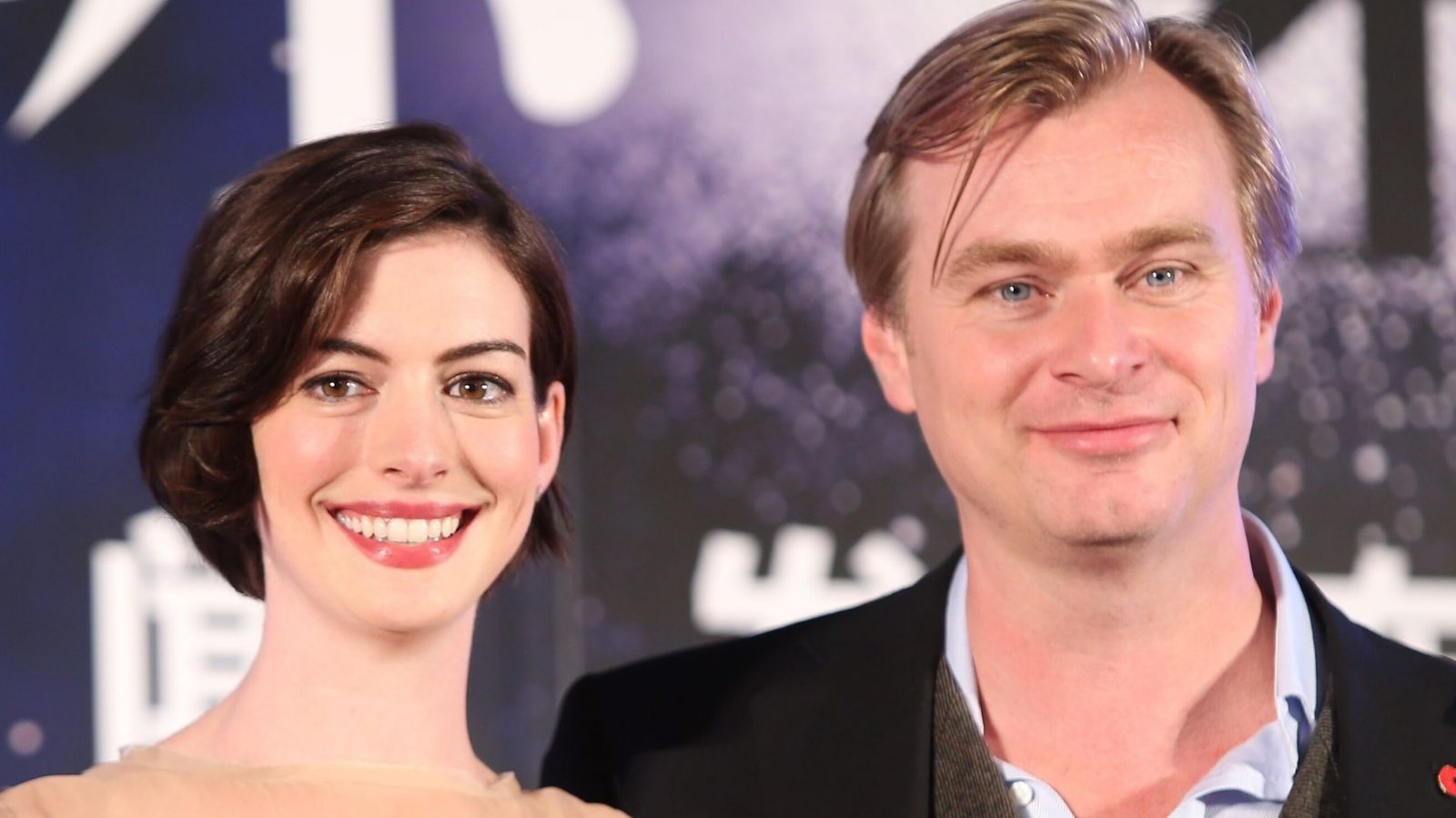 Christopher Nolan rejects Anne Hathaways claim he bans chairs on movie sets