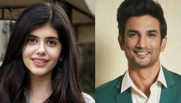Sanjana Sanghi shares another unseen photo with Sushant Singh Rajput