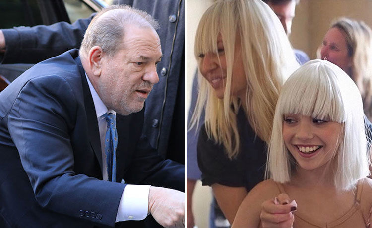 How Sia Protected Maddie Ziegler From Harvey Weinstein