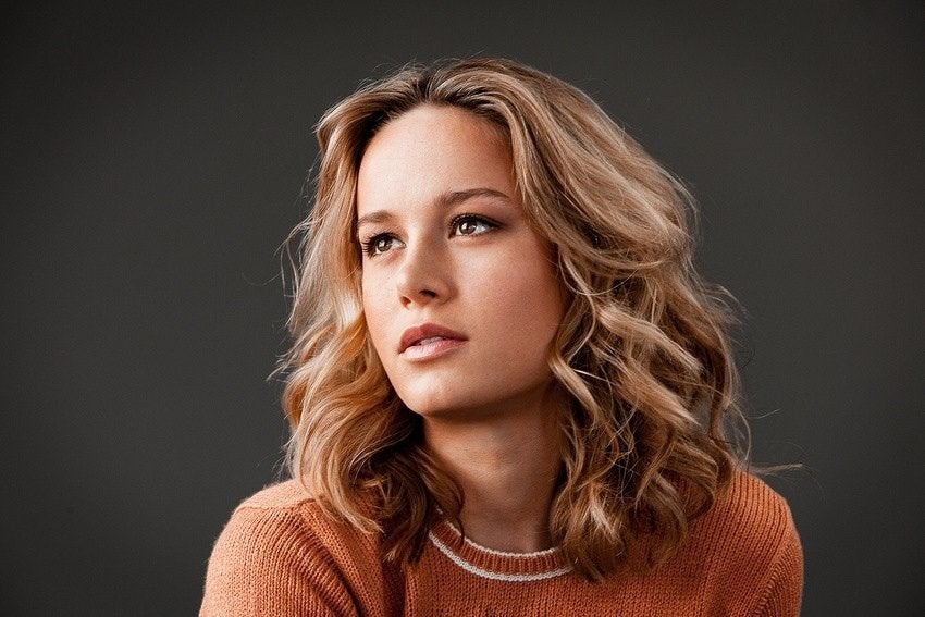 Brie Larson has launched her own feel-good YouTube channel