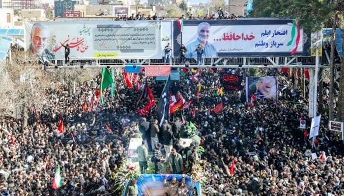 United Nations investigator: USA killing of Iranian commander Soleimani 'unlawful