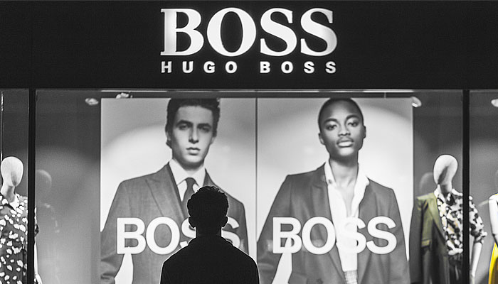 German style goliath Hugo Boss puts in sports garments request at Pakistani firm
