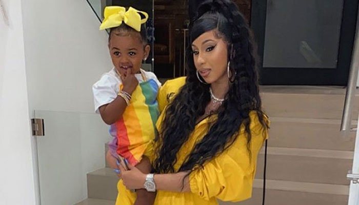 Cardi B, Offset mark second birthday of daughter Kulture Kiari Cephus