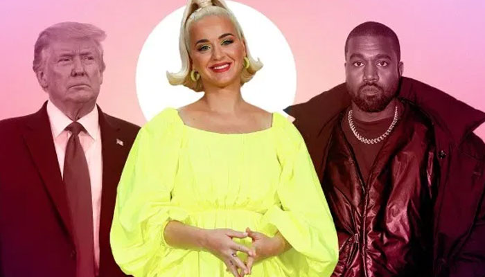 Katy Perry says Kanye Wests presidency would be a little wild