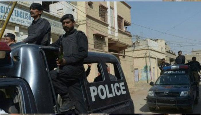 Karachi cop injured in terminating by unidentified men