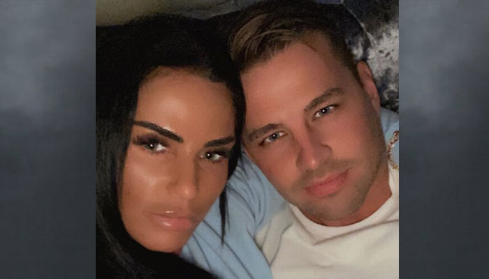 Katie Price says disabled son Harvey is in intensive care