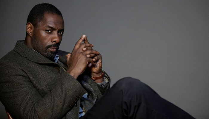 Idris Elba suggests a racism 'rating system' for movies and TV shows