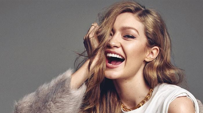 Gigi Hadid shares first glimpse of her baby bump