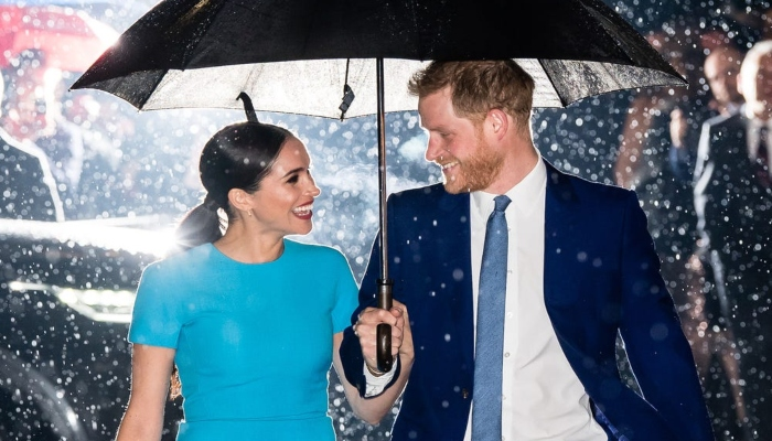 Actress reveals why attending Harry and Meghan's wedding was 'a nightmare'