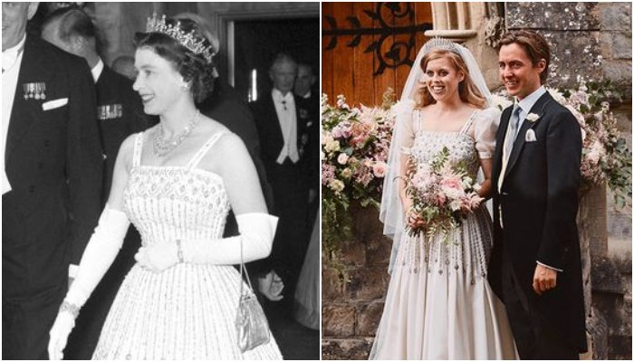 All The Times Royals Have Turned To Queen Elizabeth's Vintage Wardrobe