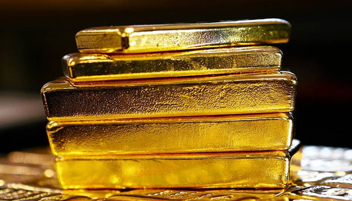 Gold price hit record high since 2011