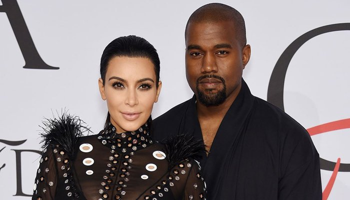 Kim Kardashian and Kanye West have 'lived apart for A YEAR'